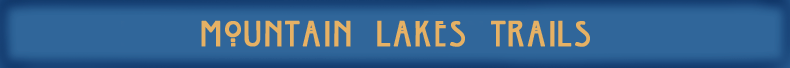 Mountain Lakes Trails banner